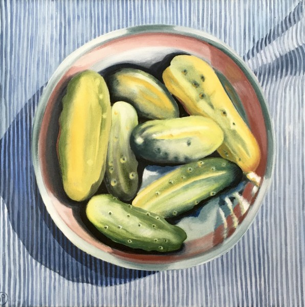 Joyce Pinch, Ridge Cucumbers