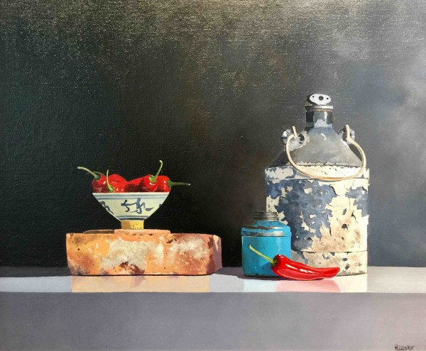 Robert Walker, Cans and Chillies
