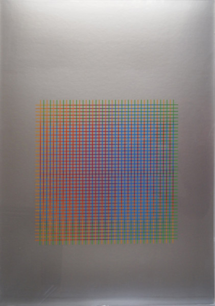 Julia Atkinson, Interchange - Series 9 - Silver, 1975
