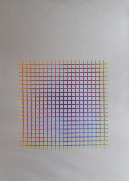 Julia Atkinson, Interchange - Series 11 - Silver, 1979