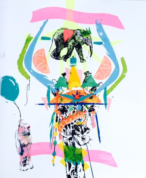 Millie McCallum, Giraffe