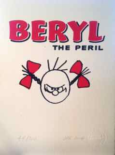 J P Reynolds, Beryl The Peril