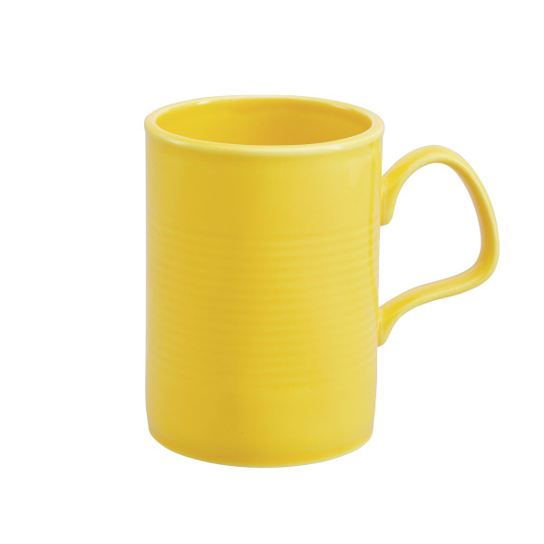 Stolen Form, Tin Can Mug - Large - Yellow, 2017