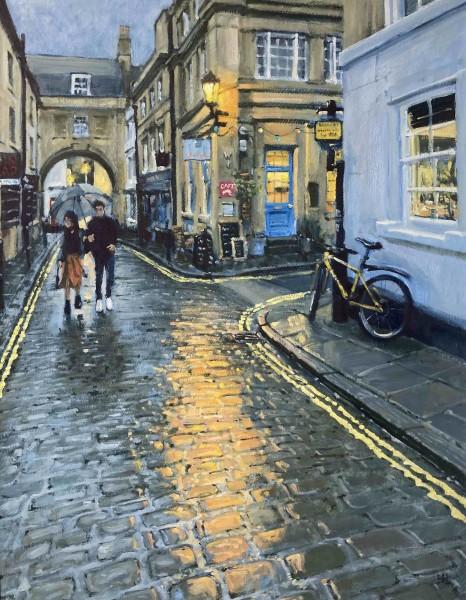Ben Hughes, Queen Street, Bath