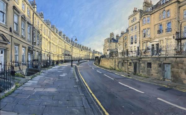 Ben Hughes, The Paragon, Bath
