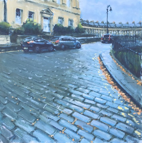 Ben Hughes, Royal Crescent Study I