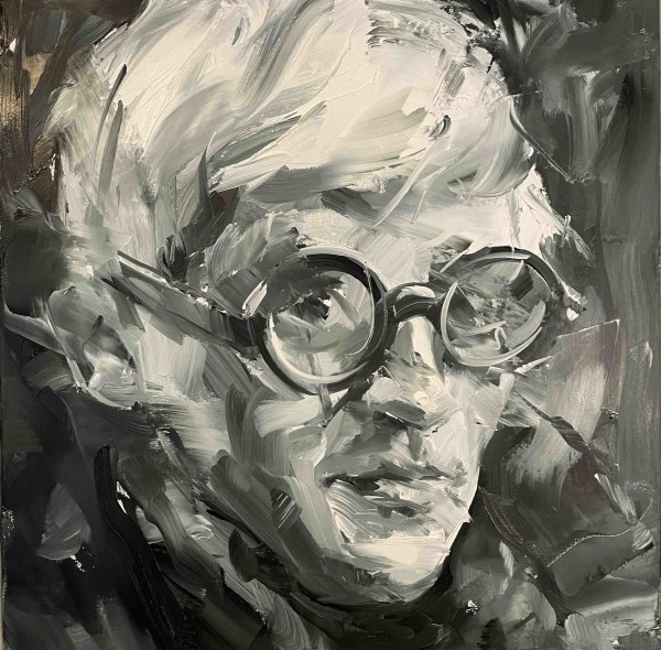 Paul Wright, Young Hockney