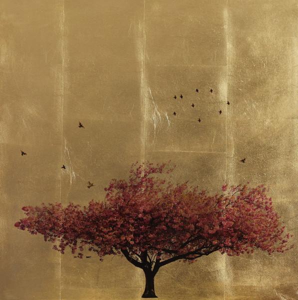 Robert Pereira Hind, Prunus Serrulatta In Excelsis I