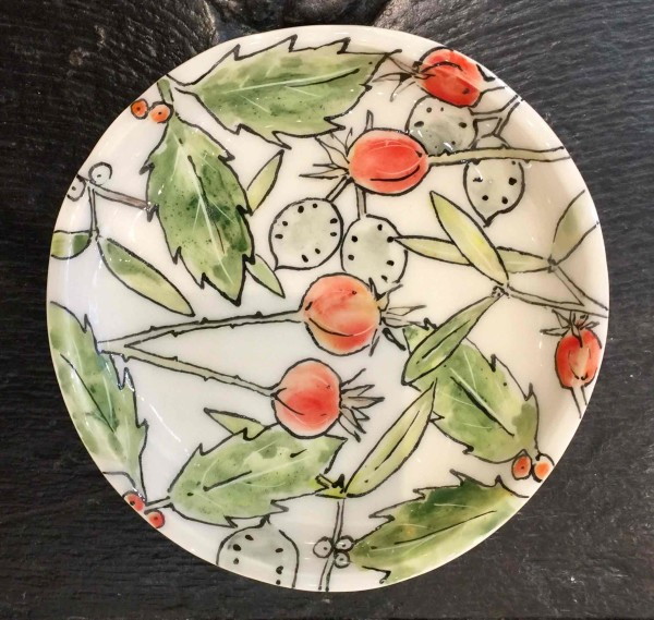 Kerry Edwards, Small Christmas Dish