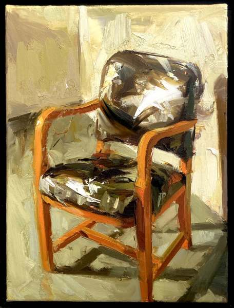Paul Wright, The Chair