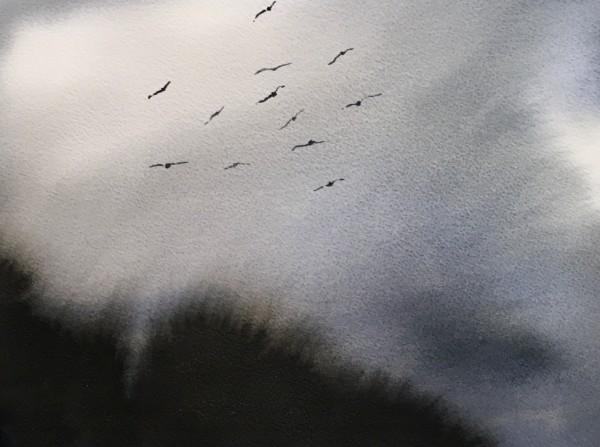Judith Beeby, Fly Away, 2020