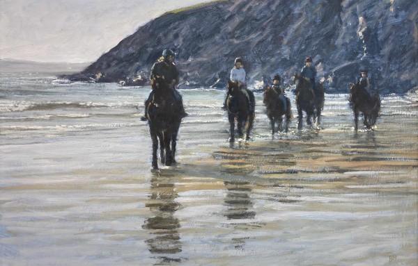 Ben Hughes, Evening Pony Trek