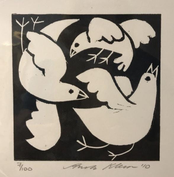 Anita Klein, Swooping Birds