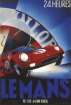 Emilio Saluzzi, 1965 Le Mans 24 Hours