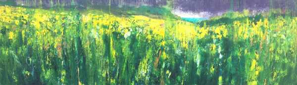 Stephen Bishop, Yellow Field at Eype