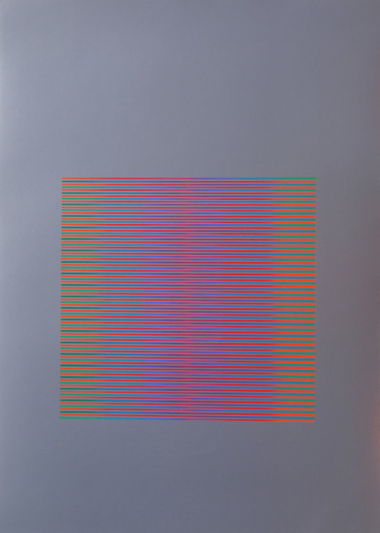 Julia Atkinson, Interchange - Series 25D - Silver, 1976