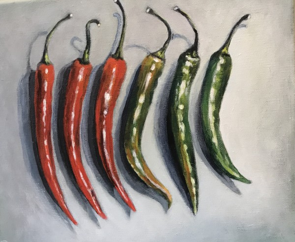 Joyce Pinch, Chillies