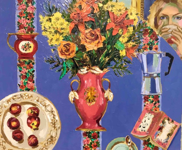 Lucy Doyle, Eighteenth Century Roses