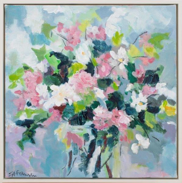 Linda Franklin, Spring Flowers