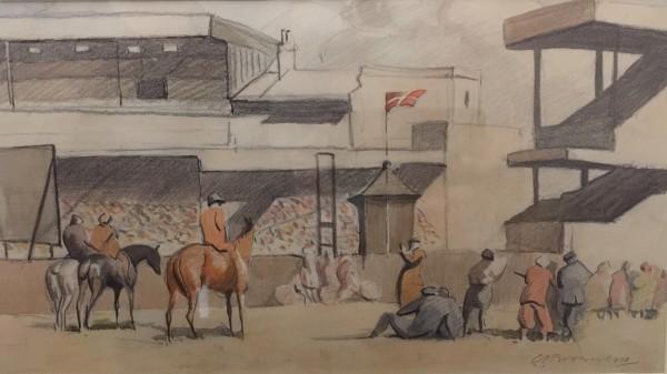 C.S. Brownlow, Newmarket