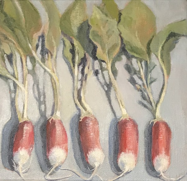 Joyce Pinch, Five Radishes
