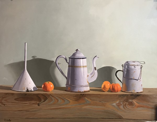 Robert Walker, White Coffee Pot