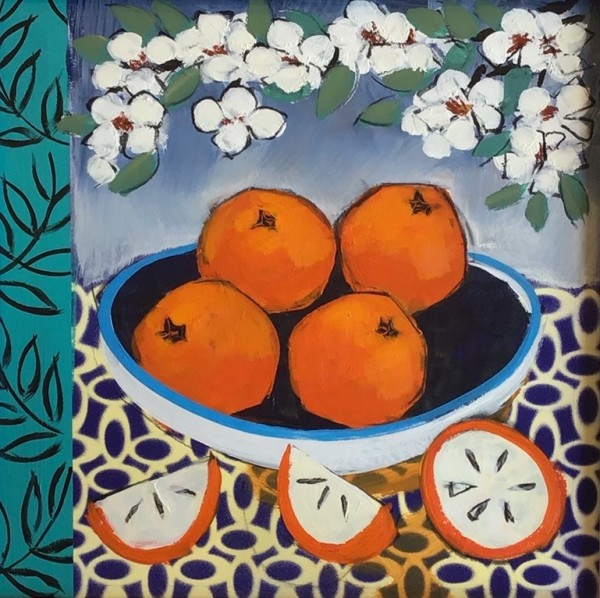 Relton Marine, Little Oranges and Blossom