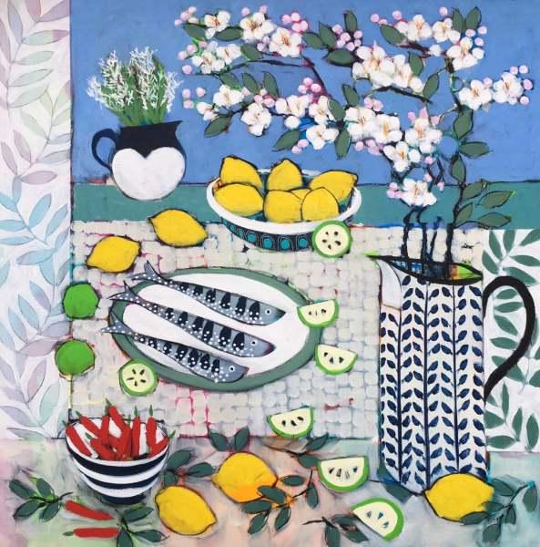Relton Marine, Appleblossom and Hyacinth