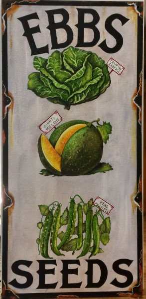 Vegan Joe, Ebbs Seeds I