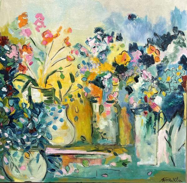 Linda Franklin, From the Garden