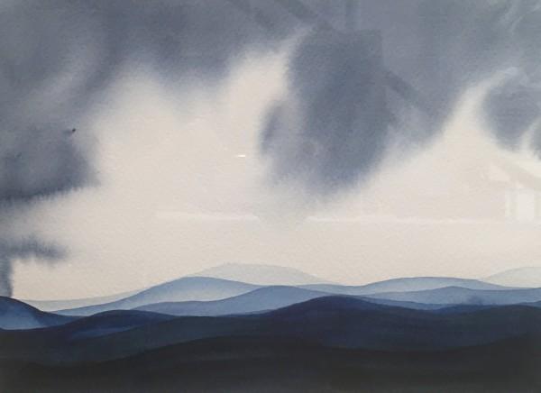 Judith Beeby, Blue Mountains II, 2020