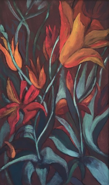 Joyce Pinch, Tulip Tapestry