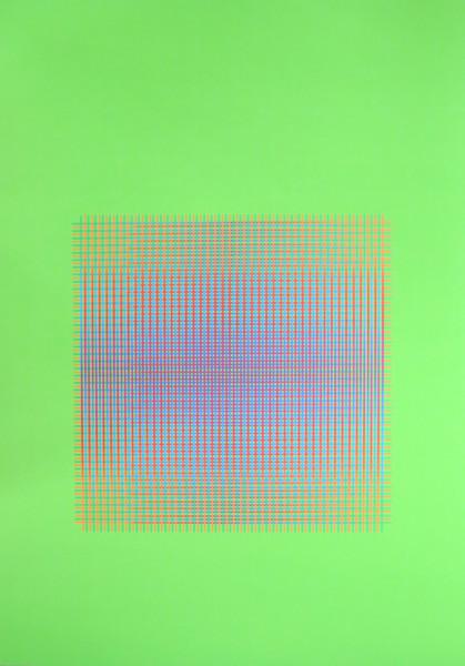 Julia Atkinson, Interchange - Series 20 - Lime, 1978