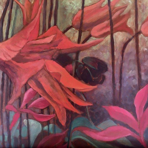 Joyce Pinch, Tulips in tunics