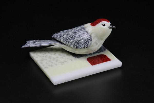 Marc Petrovic, Petite Avian Pair, 2014