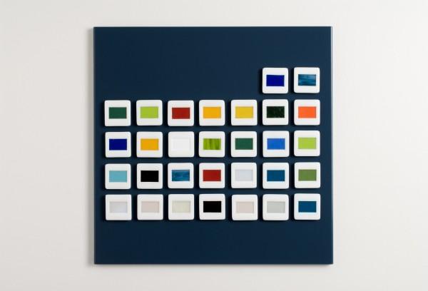 Mel George, Frame of Time (October), 2012