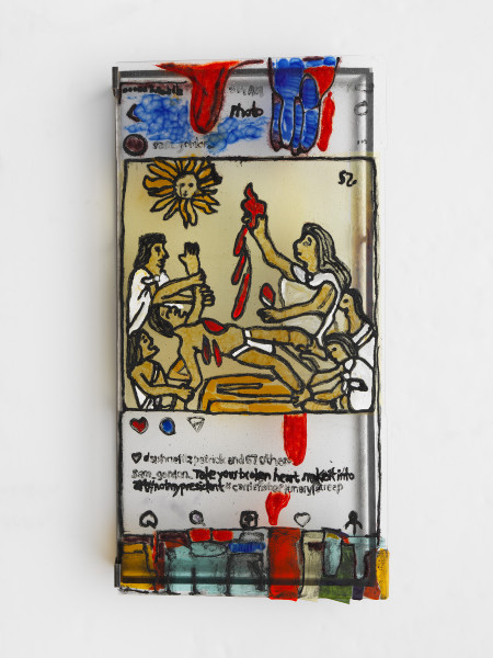 Jessica Jackson Hutchins, Take Your Broken Heart, Make it Into Art, 2017