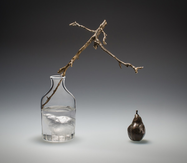 Joanna Manousis, Bottled Pear, 2017