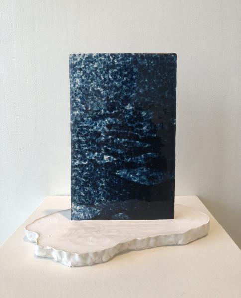 Adrien Segal, Big Blue, 2017