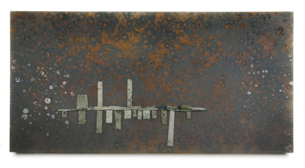 Ted Sawyer, begin, remain, 2015