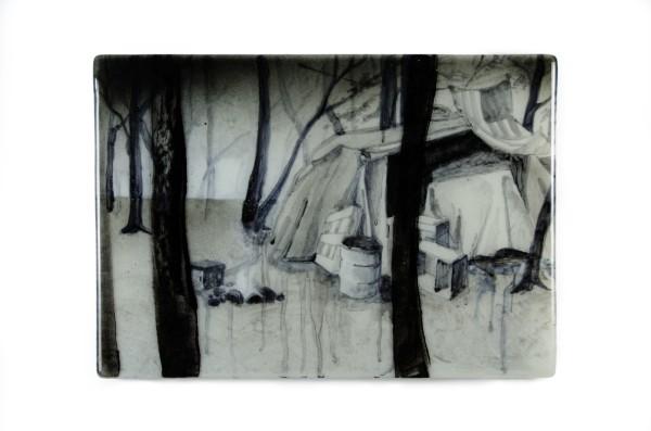 Michael Endo, Encampment, 2013
