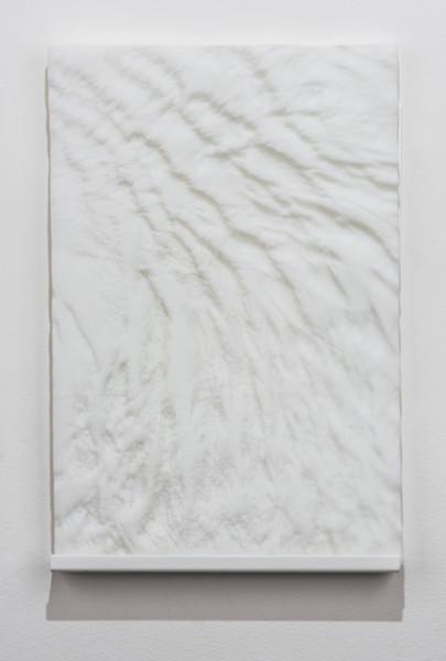 Heidi Schwegler, Muffles (01, white), 2017