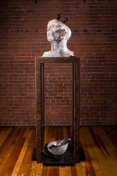Clifford Rainey, Bone Head, 2012