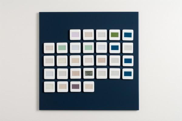 Mel George, Frame of Time (June), 2012