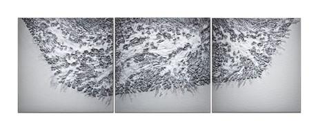 Carmen Vetter, Flux II, 2016
