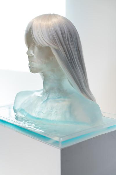 Emily Endo, Water Baby (Fountain), 2019