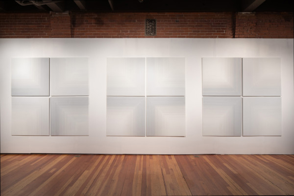 Cobi Cockburn, In the Vicinity of White 1, 2, 3, 2017