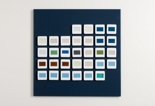Mel George, Frame of Time (December), 2012