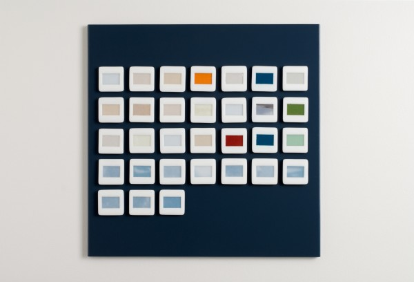 Mel George, Frame of Time (August), 2012