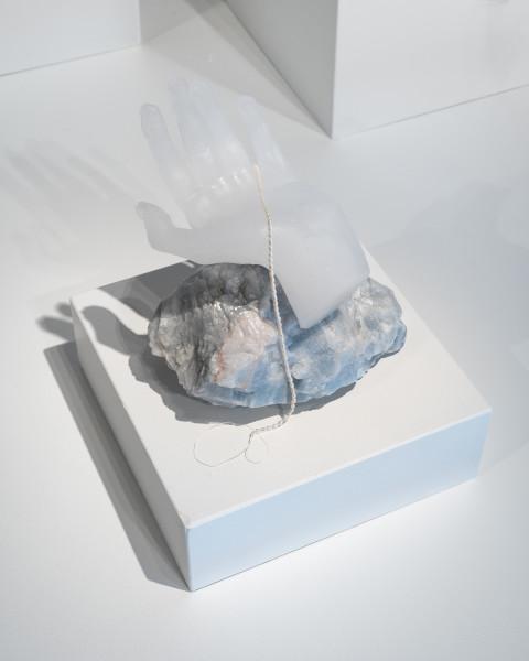 Emily Endo, Lunar Hand, 2019